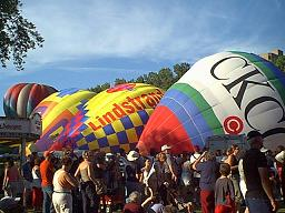hot air balloon picture 1