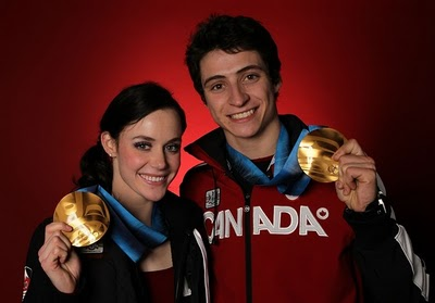Tessa Virtue and Scott Moir picture